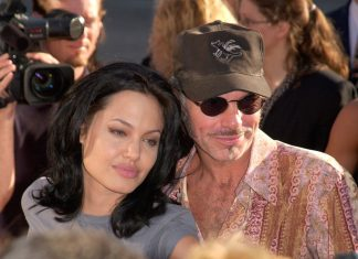 Billy Bob Thornton in Angelina Jolie